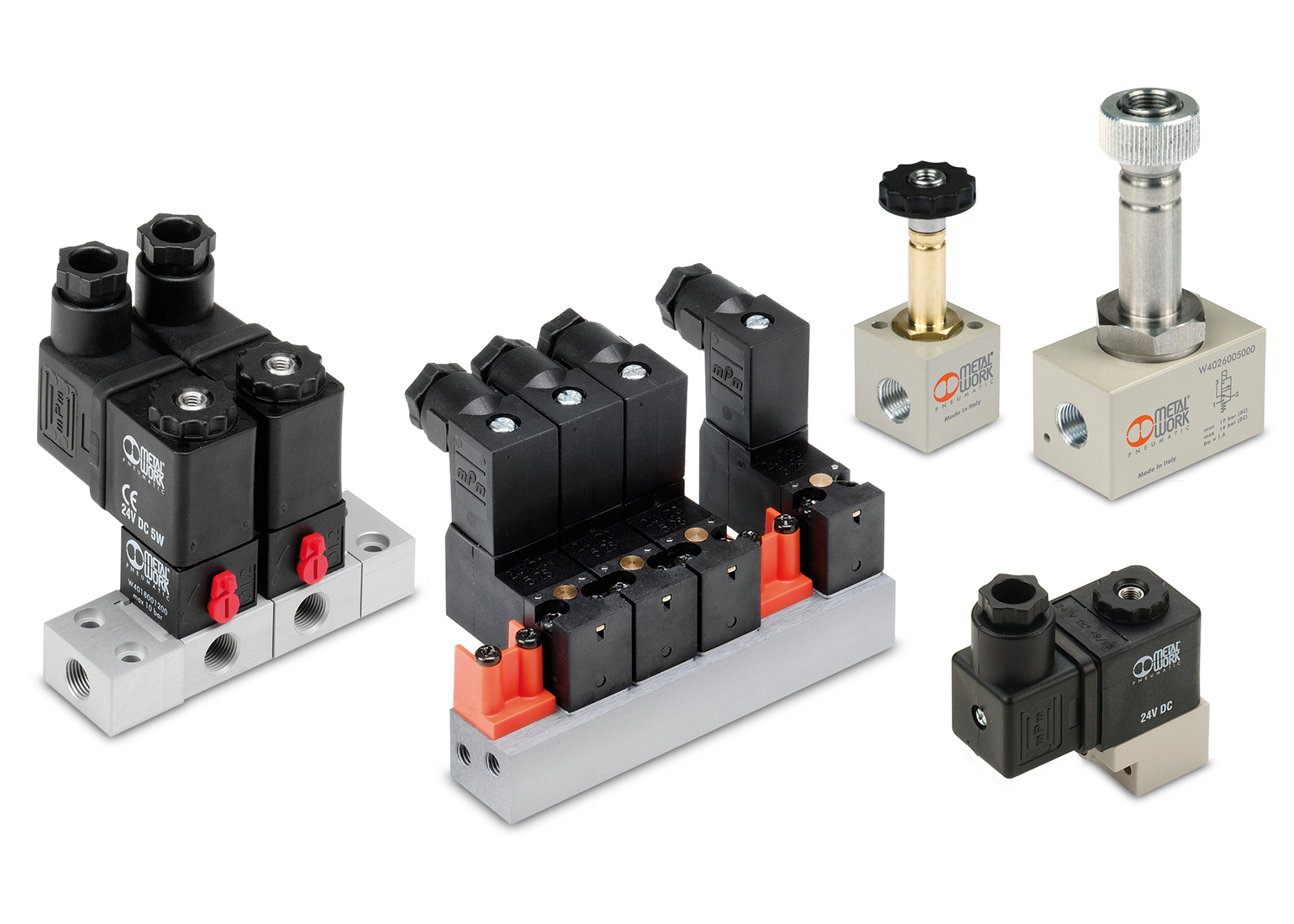 SOLENOID VALVES 15 mm